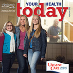 St. Anthony's Medical Center - Your Health Today Magazine (Example 2)