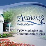 St. Anthony's Medical Center Marketing and Communications PowerPoint Presentation
