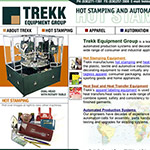 TREKK Equipment Group - Website, Advertisements and Print Collateral