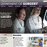 Washington University School of Medicine in St. Louis - Department of Surgery Website
