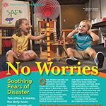 SSM Cardinal Glennon Children's Hospital Magazine Layout 2013