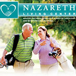 Nazareth Living Center - Golf - Save The Date