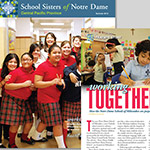 School Sister of Notre Dame - Newsletter