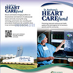 St. Anthony's Charitable Foundation - Cancer and Heart Brochures