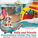 SSM Cardinal Glennon Children's Hospital Magazine Layouts 2014